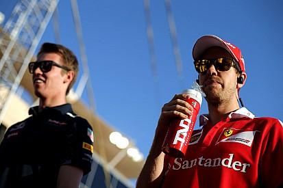 Vettel no se siente culpable del cambio de equipo de Kvyat