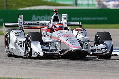 Will Power se pone al frente en el Gran Premio de Indianápolis