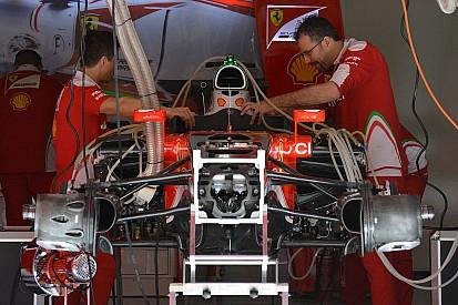 Breve análisis técnico: Preparación del Ferrari SF16-H