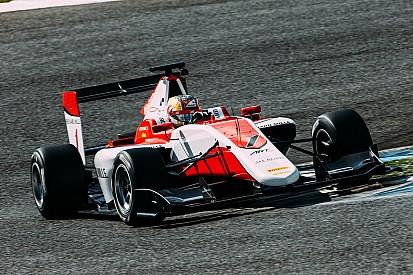 """Leclerc """"impressionné"""" par la nouvelle GP3"""