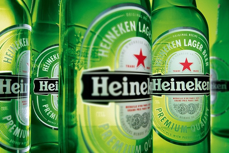 Heineken на порозі глобального партнерства з Формулою 1