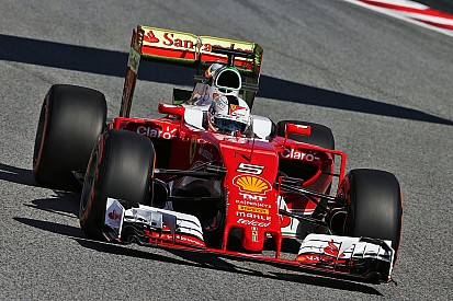 ベッテルがソフトタイヤで最速。3-4位メルセデスとの真の差は?