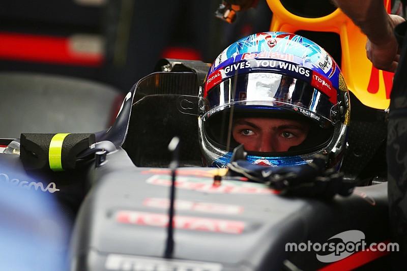 """Verstappen na eerste ronden met RB12: """"Voel me thuis in deze auto"""""""