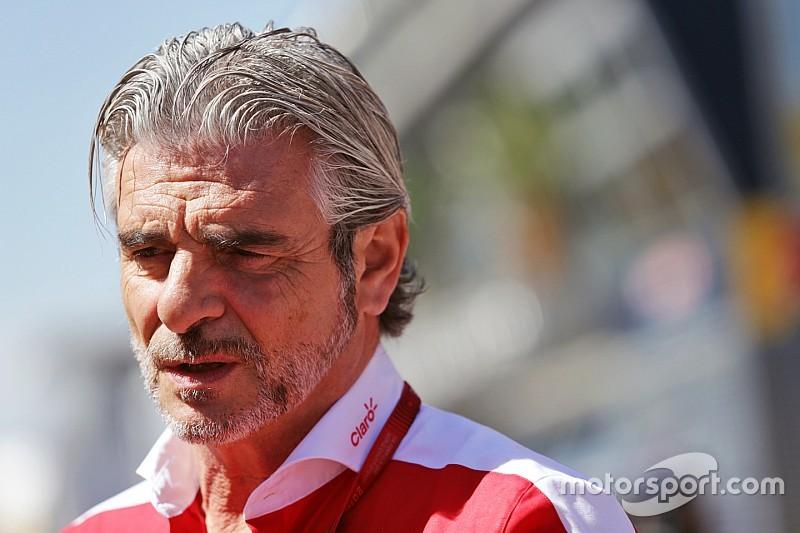 阿里瓦贝内:法拉利主席与车队一起面对挑战