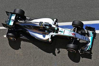 Rosberg lidera sexta na Espanha com Ferrari próxima