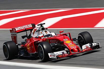 维特尔期待法拉利在西班牙可以更快