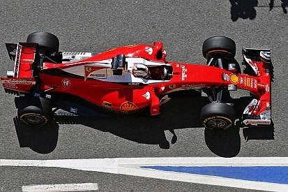 """Em boa sexta, Vettel prevê Ferrari """"mais forte"""" na Espanha"""