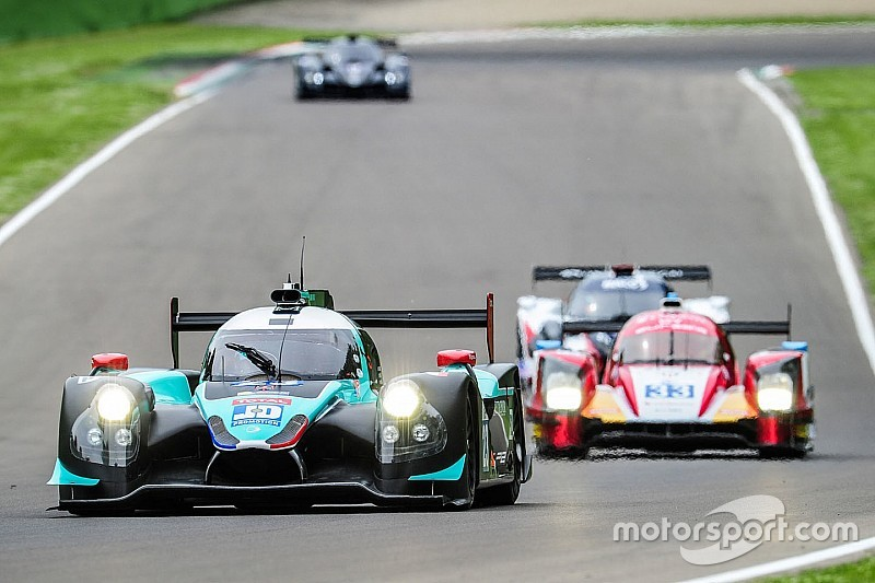 A Imola va al potere la Ligier-Nissan del team Panis-Barthez