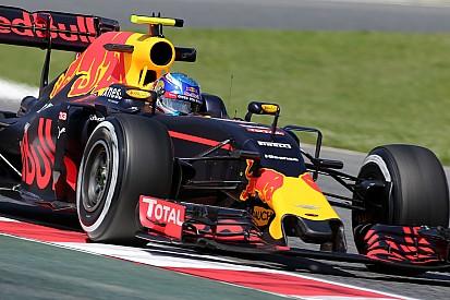 维斯塔潘仍在适应RB12赛车