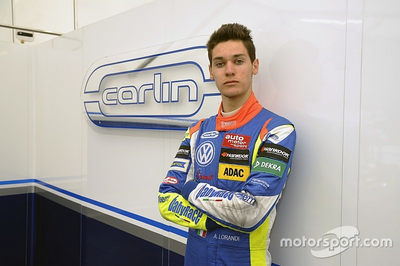 Alessio Lorandi en pole position du GP de Pau