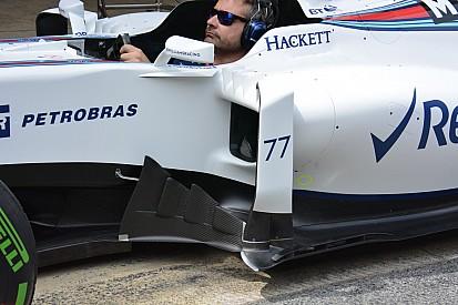 Análise técnica: detalhes da Williams FW38