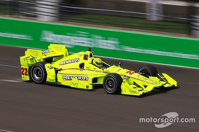 Grand Prix von Indianapolis: Pole-Position für Simon Pagenaud