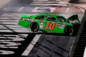 NASCAR Cup Breaking news Danica Patrick: SAFER barriers