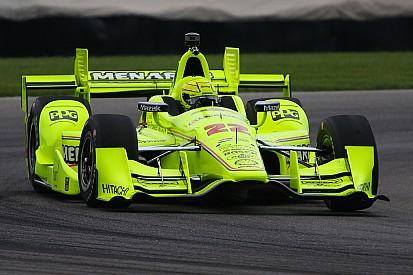Em grande fase, Pagenaud é pole em Indy; Kanaan é sétimo