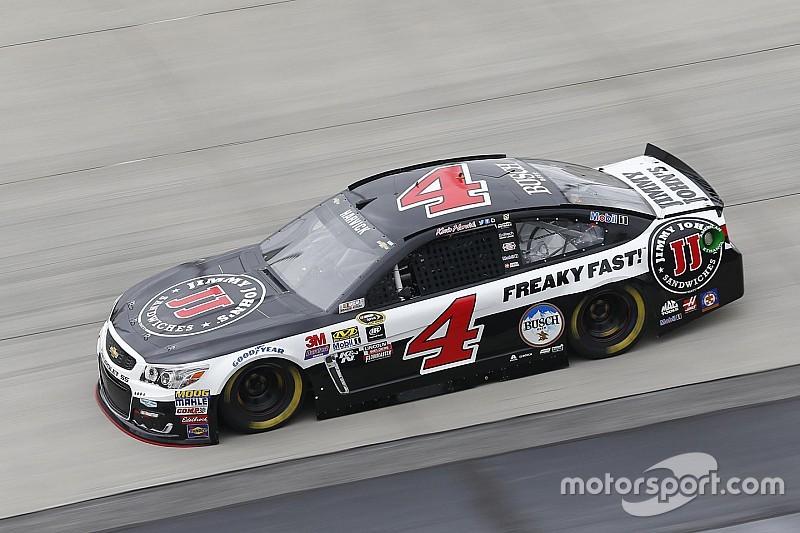 La calificación de NASCAR en Dover se canceló
