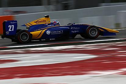 Eerste GP3-pole voor Hughes en DAMS, De Vries en Schothorst buiten top-10