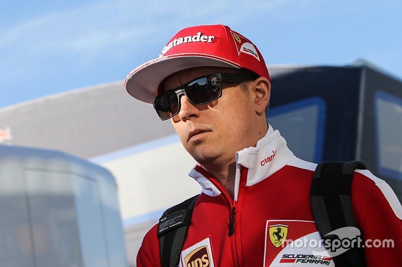 Ferrari hint naar nieuw contract voor Kimi Raikkonen