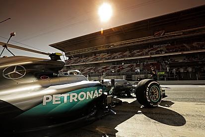 西班牙大奖赛FP3:罗斯伯格第一,法拉利赛车仅落后0.1秒