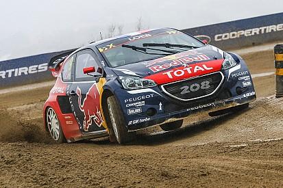 Q1 - Première victoire de manche pour Sébastien Loeb !