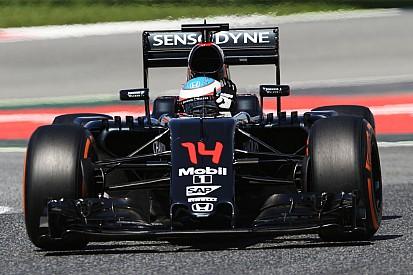 """Alonso: """"En carrera, al ataque desde la salida"""""""