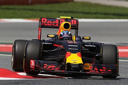 """Verstappen se diz """"muito satisfeito"""" com 4º lugar no grid"""