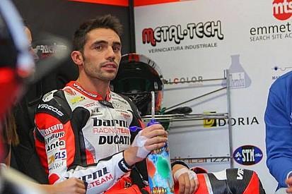 Michele Pirro domina gara 1 a Vallelunga sotto alla pioggia