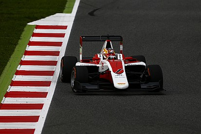 Leclerc gana su primera carrera como junior de Ferrari