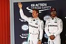 Rosberg teleurgesteld over missen pole, niet verrast door optreden Verstappen