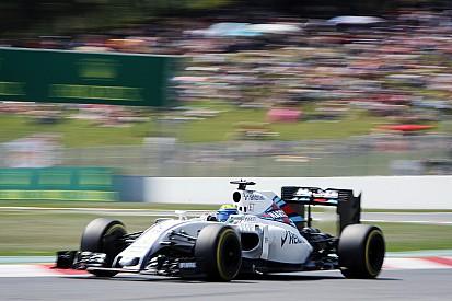 Massa decepcionado por su eliminación en Q1