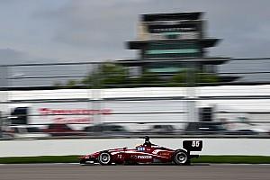 Indy Lights Reporte de la carrera Santiago Urrutia suma otro podio en Indianápolis