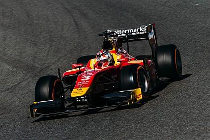 Em abertura da temporada, Nato vence primeira na GP2
