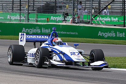 Dean Stoneman conquista la prima vittoria in Indy Lights