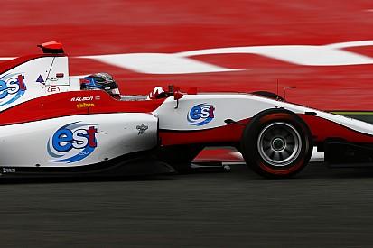 Элбон одержал первую победу в GP3