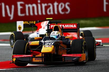 Brutto incidente per Antonio Giovinazzi in Gara 2
