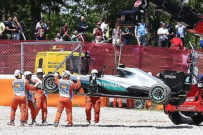"""Lauda: """"Hamilton ha fatto un disastro, incidente inaccettabile!"""""""