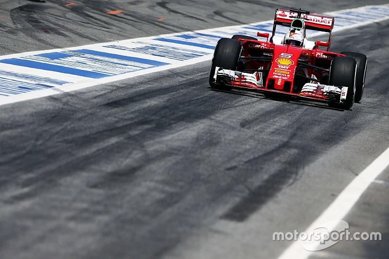 Vettel lamenta uso da estratégia de três paradas