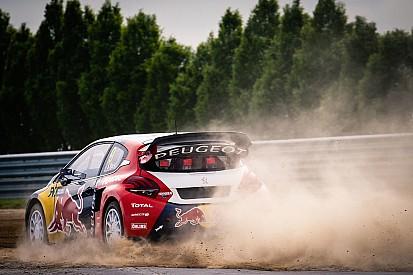 Championnats - Ekström seul leader, Loeb remonte à la 4e place