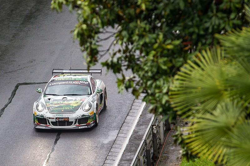 Spectaculair debuut van GT4 European Series in de straten van Pau