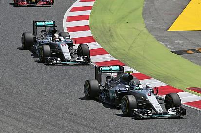 Accrochage Hamilton/Rosberg - L'explication des commissaires