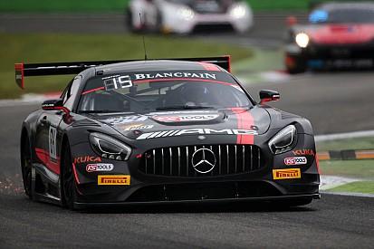 La Mercedes-AMG GT3 du HTP Motorsports prend les commandes
