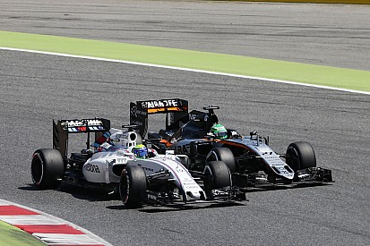 """8º, Massa comemora """"bons pontos"""" na Espanha"""