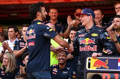 Nas redes sociais, pilotos celebram feito de Verstappen