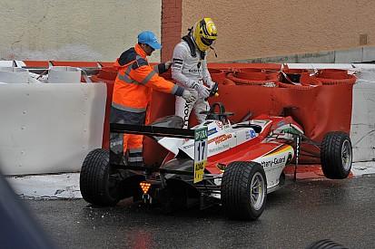 Video: Die Rennen und Highlights der Formel-3-Rennen in Pau