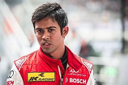 Patel confirms sophomore Audi R8 LMS Cup season