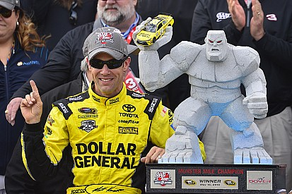 Matt Kenseth dompte le Monster Mile