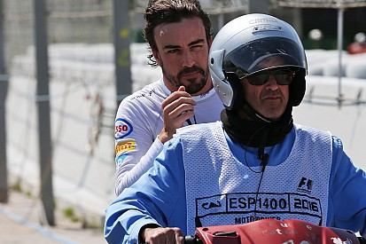 Alonso è contrariato per l'ordine di squadra McLaren?