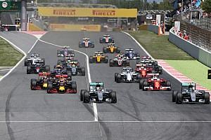 F1 Análisis Las notas del GP de España 2016