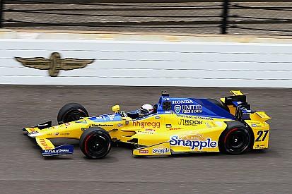 EL1 - Meilleur temps pour Marco Andretti