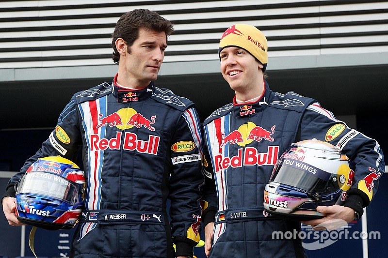 Galería: así debutaron todos los pilotos de Red Bull