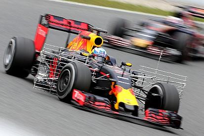 Bildergalerie: Formel-1-Test in Barcelona
